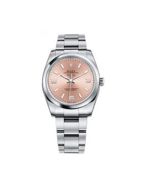 Rolex Oyster Perpetual Air-King Pink Ladies Watch Replica