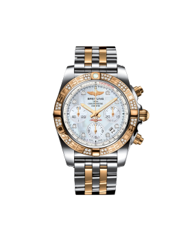 Breitling Chronomat 41 Stainless Steel Mens Watch Replica