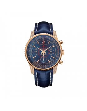 Popular Replica Breitling Montbrillant 01 Diamondworks Blue Mens Watch RB013067/C896/718P/R18BA.1
