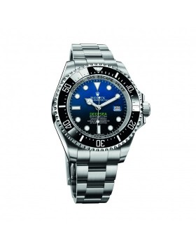 Rolex Sea-Dweller Deepsea D-Blue Mens Watch Replica