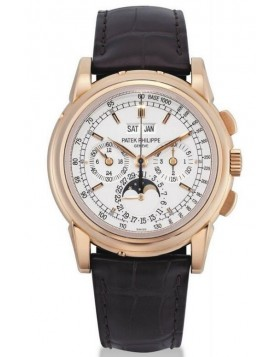 Patek Philippe Grand Complications Perpetual Calendar Chronograph Replica