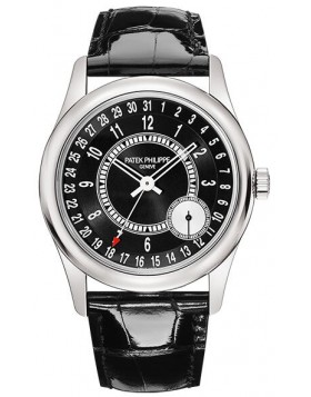 Replica Patek Philippe Calatrava White Gold