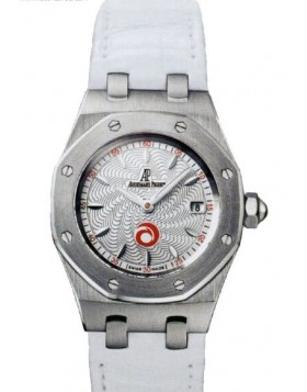 Fake Audemars Piguet Royal Oak Ladies Alinghi Watch 67610ST.OO.D012CR.01