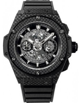 Fake Hublot King Power Unico Chronograph 48mm Mens Watch 701.QX.0140.RX