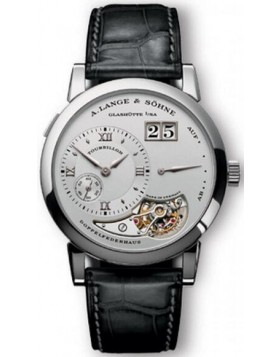 Replica A.Lange & Sohne Lange 1 Tourbillon Platin Platinum 38mm Mens Watch