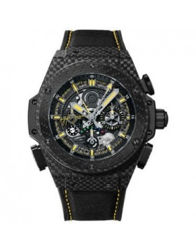 Fake Hublot King Power Aryton Senna 719.QM.1729.NR.AES10