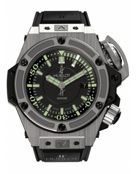 Fake Hublot King Power Diver Oceanographic 4000 731.NX.1190.RX