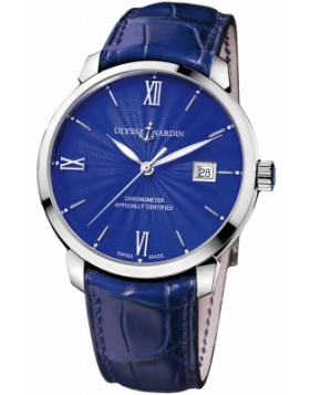 Fake Ulysse Nardin San Marco Classico Automatic 40mm Mens Watch 8150-111-2/E3