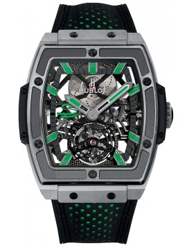 Replica Hublot Masterpiece MP-06 Senna Titanium Mens Watch