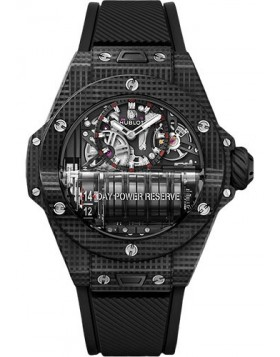 Hublot Big Bang MP-11 Power Reserve 14 Days 3D Carbon 45 mm Watch Replica