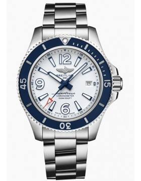 Fake Breitling Superocean Automatic 42 Steel Mens Watch A17366D81A1A1