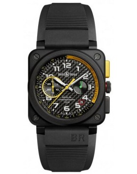 Replica Bell & Ross Aviation Mens Watch BR03-94 RS17