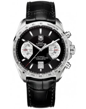 Replica TAG Heuer Grand Carrera Calibre 17 RS Automatic Steel Mens Watch