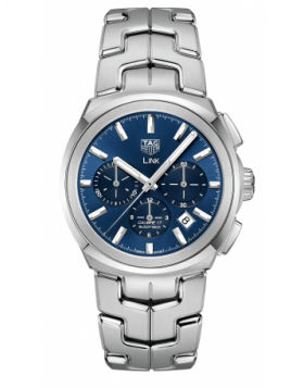 Fake TAG Heuer Link Calibre 17 Automatic Blue Dial CBC2112.BA0603