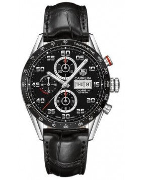 Fake TAG Heuer Carrera Calibre 16 Day-Date Automatic Chronograph 43 mm CV2A1R.FC6235