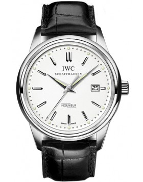 Replica IWC Vintage Ingenieur Automatic Platinum Mens Watch