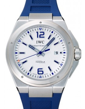 Replica IWC Ingenieur Automatic Mission Earth Adventure Ecology Plastiki Mens Watch