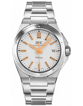 Replica IWC Ingenieur Automatic Silver Dial Mens Watch