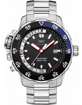 Replica IWC Aquatimer Deep Two Stainless Steel Mens Watch