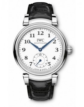 Fake IWC Da Vinci Automatic Edition 150 Years White Dial IW358101