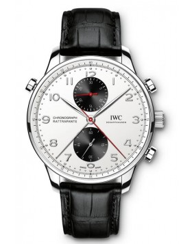 Fake IWC Portugieser Chronograph Rattrapante Edition Boutique Canada Mens Watch IW371220