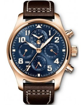 Fake IWC Pilot's Perpetual Calendar Chronograph Edition Le Petit Prince IW392202