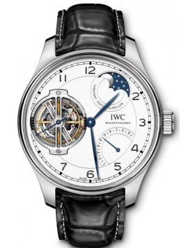 Fake IWC Portugieser Constant-Force Tourbillon Edition 150 Years IW590202