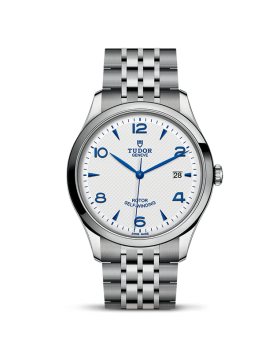 Tudor 1926 White Dial Stainless Steel Mens Watch Replica