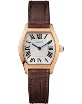Replica Cartier Tortue Small Rose Gold Ladies Watch