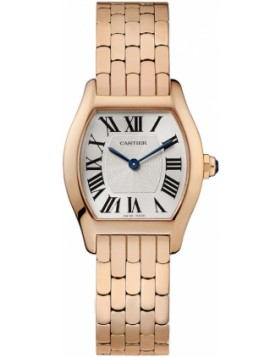Replica Cartier Tortue Small Manual Rose Gold Ladies Watch