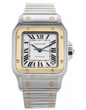 Replica Cartier Santos Galbee Automatic Mens Watch