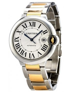 Popular Replica Cartier Ballon Bleu de Cartier watch 42 mm Mens Watch W2BB0022