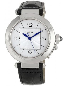 Popular Replica Cartier Pasha Automatic White Gold 42mm Watch W3018751