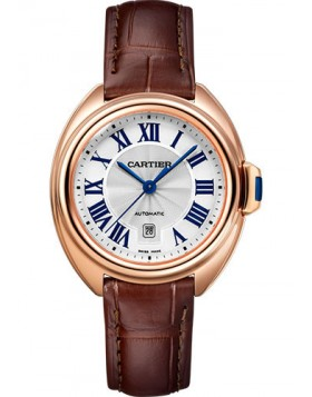 Replica Cartier Cle de Cartier 31 mm Ladies Watch