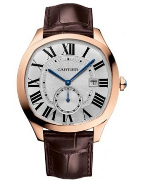 Replica Cartier Drive de Cartier Automatic Silver Dial Mens Watch