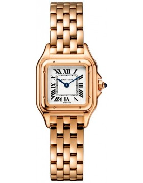Popular Replica Cartier Panthere de Cartier Small Pink Gold WGPN0006
