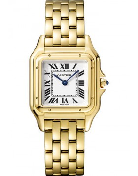 Popular Replica Cartier Panthere de Cartier Medium Yellow Gold WGPN0009