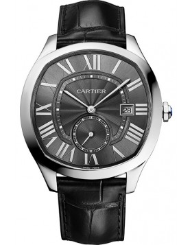 Replica Cartier Drive De Cartier Grey Dial Mens Watch