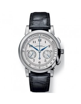 Replica A.Lange & Sohne 1815 Silver Dial 40mm Mens Watch