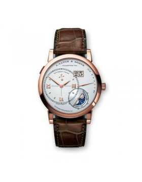 Replica A.Lange & Sohne Grand Lange 1 Moonphase Southern Cross Silver Dial 42mm Mens Watch