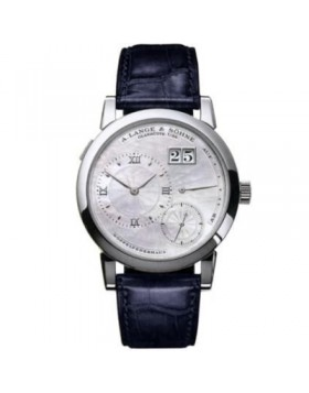 Replica A.Lange & Sohne Lange 1 Mother Of Pearl Dial 38mm Mens Watch