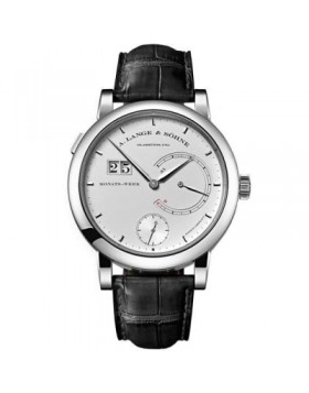 Replica A.Lange & Sohne Lange 31 Rhodium Dial 45mm Mens Watch