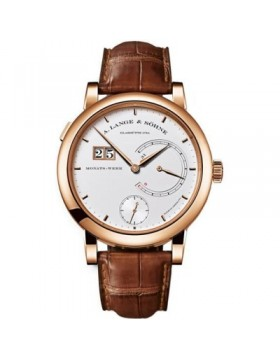 Replica A.Lange & Sohne Lange 31 Silver Dial 45mm Mens Watch