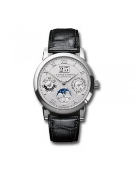 Replica A.Lange & Sohne Langematik Automatic Rhodium Dial 38mm Mens Watch