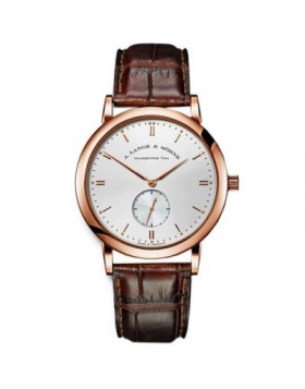 Replica A.Lange & S?hne Saxonia Manual Rose Goldm Mens Watch