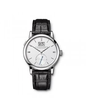 Replica A.Lange & S?hne Saxonia Automatic White Gold 37mm Mens Watch