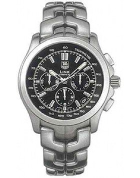 Fake TAG Heuer Link Calibre 36 Automatic Chronograph Mens Watch