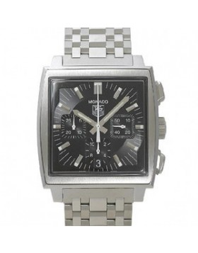 Fake TAG Heuer Monaco Automatic Chronograph Stainless Steel Mens Watch