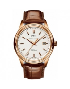 IWC Vintage Ingenieur Automatic Rose Gold Mens Watch Replica