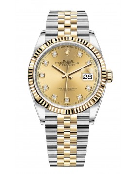 Rolex Datejust 36mm Watch Replica